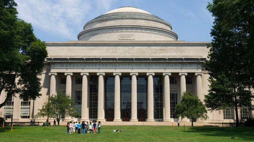 Estas son las mejores universidades del mundo - MIT Estados Unidos Universidad Massachusetts Institute of Technology