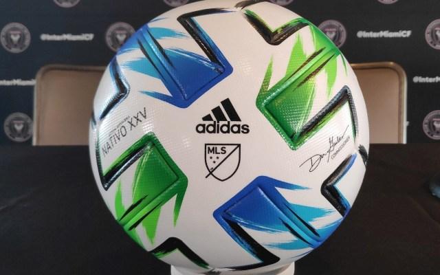 MLS regresa en julio con formato similar al Mundial - MLS balón futbol Estados Unidos