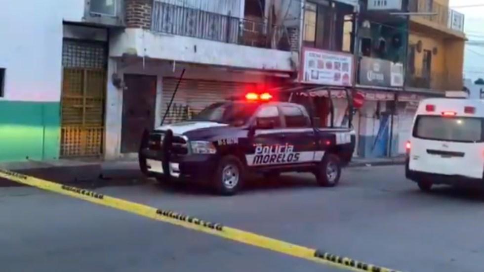 Ataque armado en Emiliano Zapata, Morelos, deja seis muertos - Morelos balacera muertos Emiliano Zapata disparos