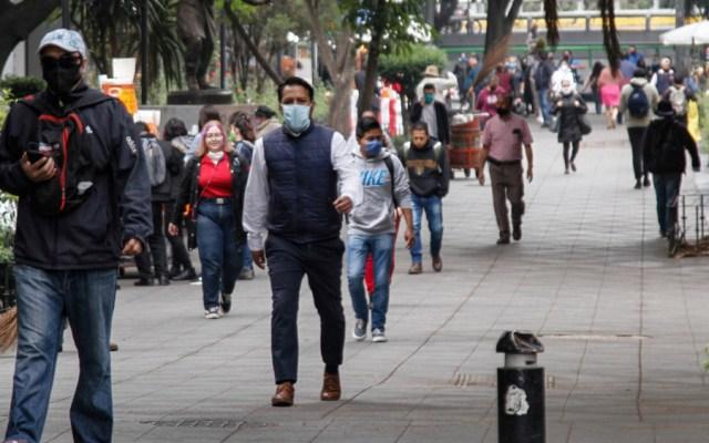Epidemia de COVID-19 podría alargarse hasta marzo o abril de 2021: López-Gatell - movilidad CDMX coronavirus covid19