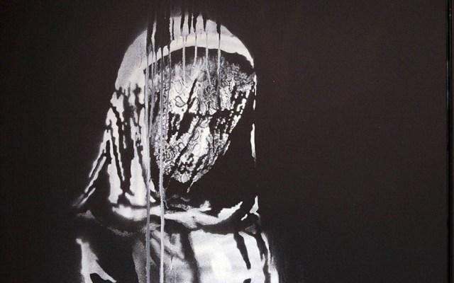 Detienen a seis personas por robo del Banksy del Bataclan - Mural de Banksy en homenaje a víctimas del Bataclan en París. Foto de banksy.co.uk