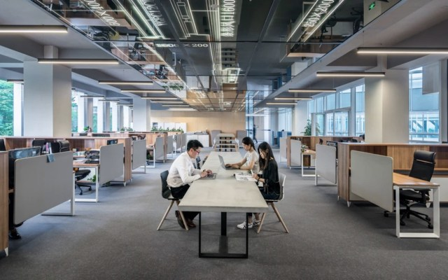 Consejos para las empresas al regresar a las actividades laborales - Foto de LYCS Architecture @lycs