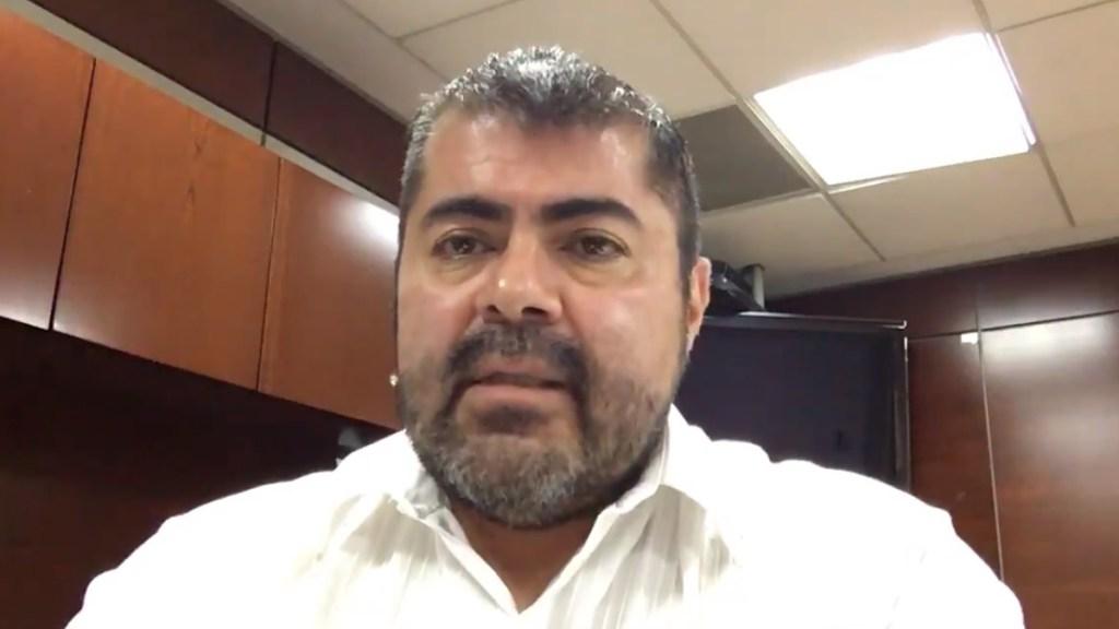 #Video Vocero de la Segob niega autoría del 'Proyecto BOA' - Omar Cervantes, vocero de la Segob. Captura de pantalla / omarcervantesr9