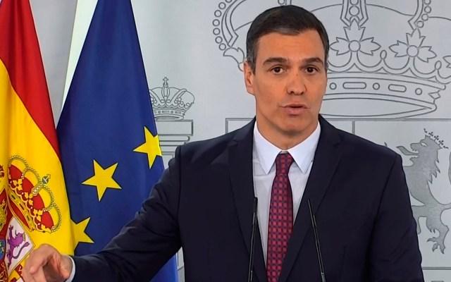 COVID-19 puede volver y sacudirnos de nuevo con segunda ola: Pedro Sánchez - Pedro Sanchez España