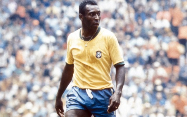 No puedo olvidar el cariño de los mexicanos: Pelé sobre los 50 años de México 1970 - Foto de FIFA.com
