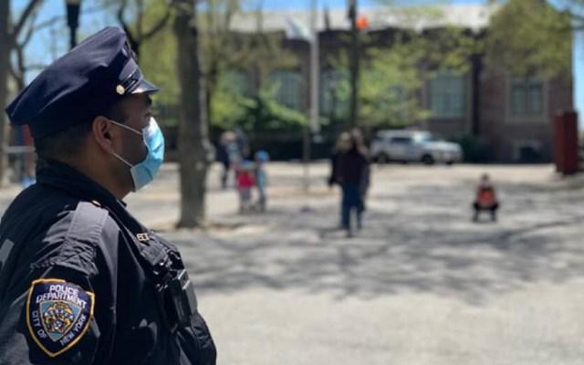 Policía de Nueva York desmantelará Unidad Contra el Crimen tras protestas - Policía de Nueva York. Foto de @NYPD