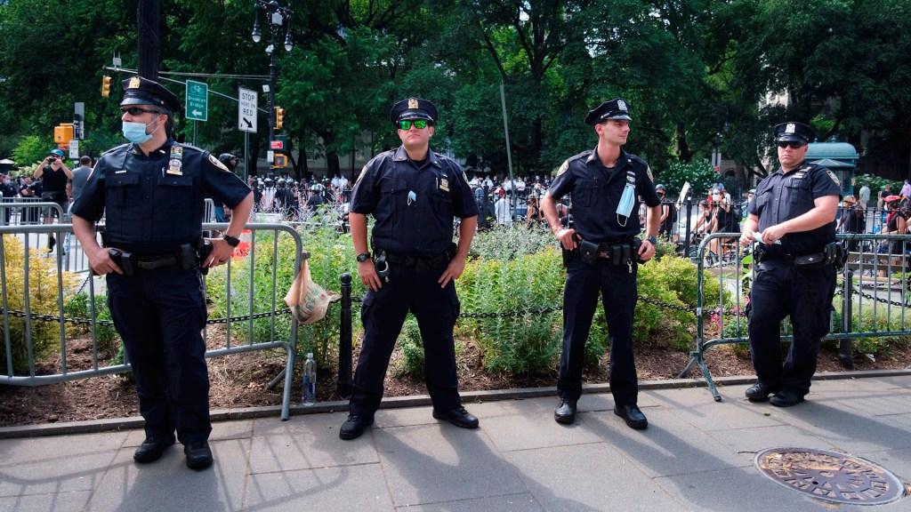 Aumentan tiroteos y homicidios en Nueva York, según cifras policiales - policía Nueva York