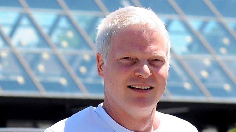 Murió Steve Bing, productor de 'El expreso polar' - El productor de cine y filántropo Steve Bing. Foto de EFE