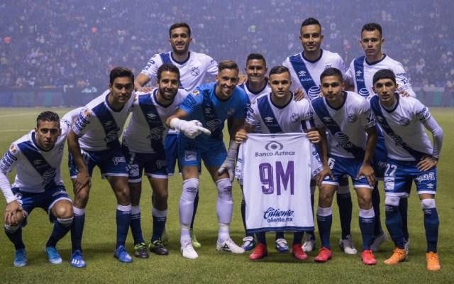 Puebla confirma tres casos positivos de COVID-19 - Foto de Mexsport