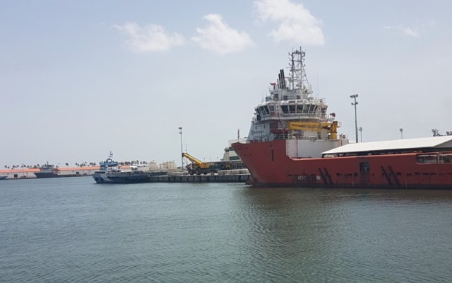 Investigan a seis elementos navales por presunto abuso de autoridad en Tabasco - Puerto de Dos Bocas, Tabasco. Foto de Google Maps