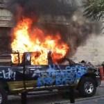 #Video Protestan en Guadalajara, Jalisco, por muerte de Giovanni López