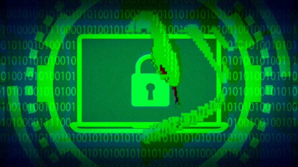 Análisis de ciberataque que paralizó a industrias en todo el mundo - Ransomware Snake, imagen ilustrativa