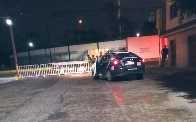 Confirma Sedena intento de agresión en refinería de Salamanca, Guanajuato - Elementos del Ejército mexicano resguardan la refinería