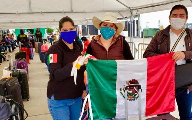 Regresan 51 mexicanos que se encontraban varados en Perú por la pandemia - Regresan 51 mexicanos varados en Perú por COVID-19