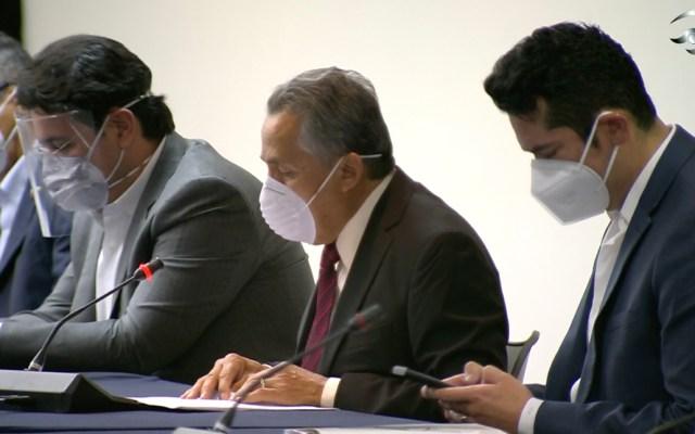 Senado aprueba en Comisiones acuerdo de cooperación ambiental del T-MEC - Reunión de las Comisiones Unidas de Relaciones Exteriores América del Norte; Relaciones Exteriores; y de Medio Ambiente, Recursos Naturales y Cambio Climático