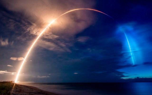 SpaceX envía al espacio otros 58 satélites Starlink - SpaceX satélites