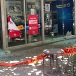 #Fotos Encapuchados vandalizan y agreden impunemente en Reforma