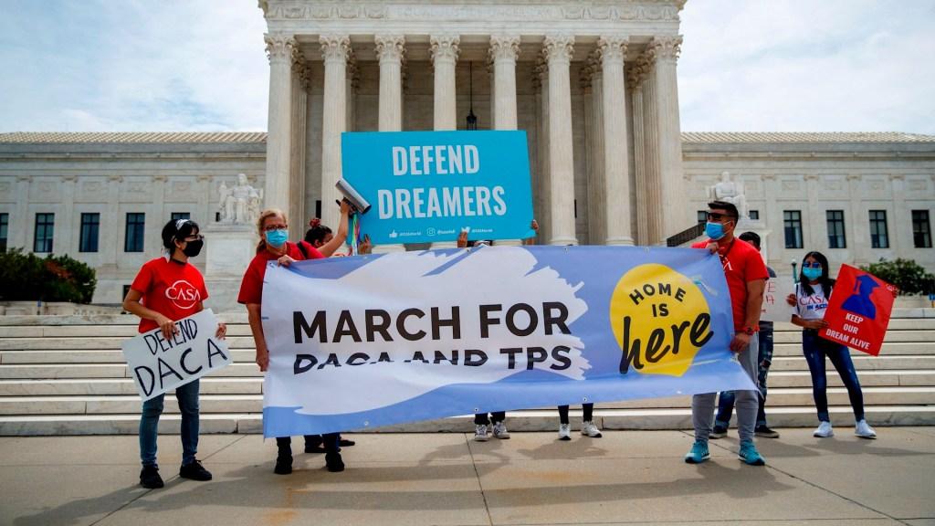 Suprema Corte declara ilegal cancelación de DACA - Suprema Corte DACA