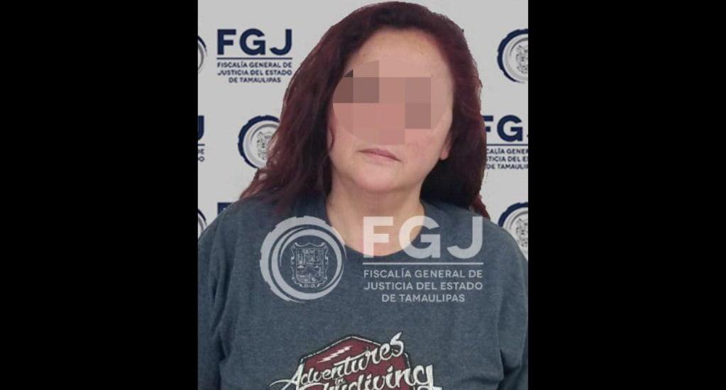 Detienen a la activista Susana Prieto en Tamaulipas - Susana Prieto detenida Tamaulipas