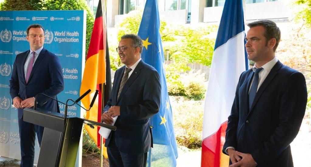 OMS pide a Unión Europea liderar el camino hacia la Nueva Normalidad del mundo - Tedros Adhanom en la Comisión de Medio Ambiente del Parlamento Europeo