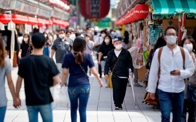 El nuevo modelo de vida en Japón para coexistir con el COVID-19 - Foto de EFE