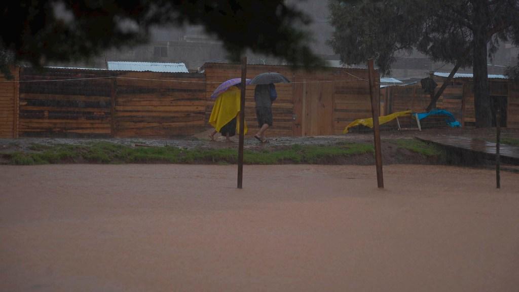 Cristóbal se degrada a depresión tropical; provocará lluvias torrenciales en cinco estados - tormenta tropical Cristóbal Chiapas