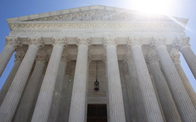 Tribunal Supremo de EE.UU. avala que escuelas religiosas se incluyan en programas de becas con fondos estatales - Tribunal supremo Estados Unidos