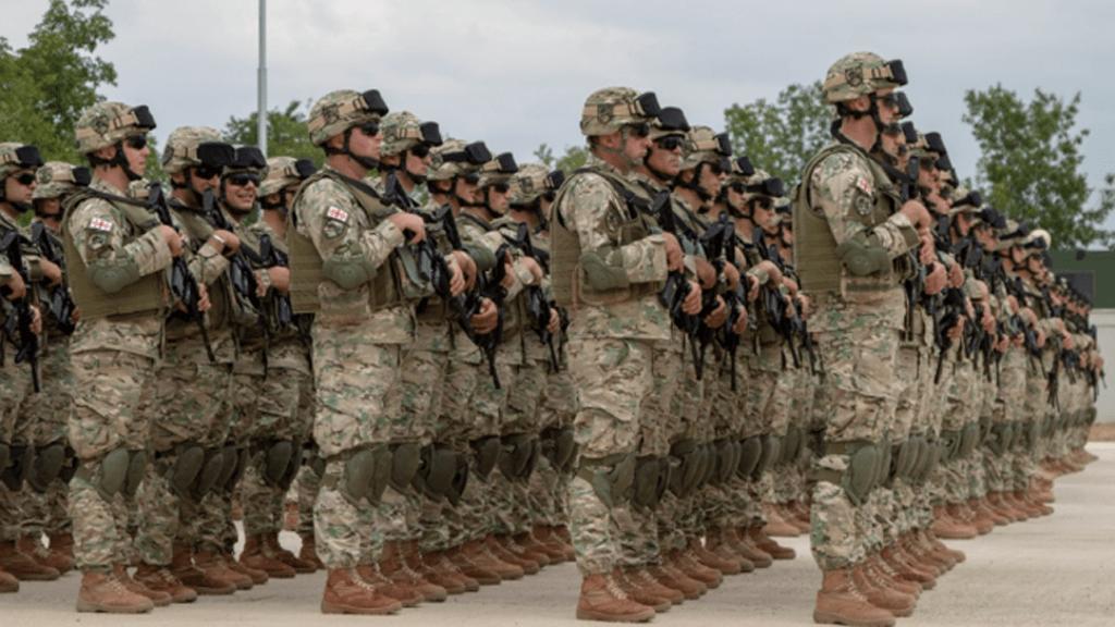 Estados Unidos retira a la mitad de sus tropas en Alemania - Tropas estadounidenses desplegadas en Europa. Foto de @USArmyEurope