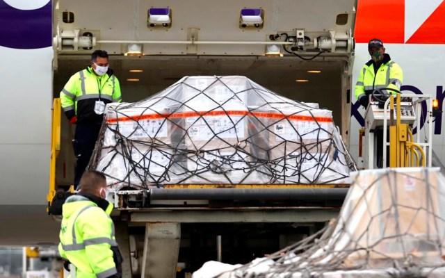 Arriba a México sexto vuelo con 53 ventiladores procedentes de Estados Unidos - vuelo ventiladores sre coronavirus COVID-19