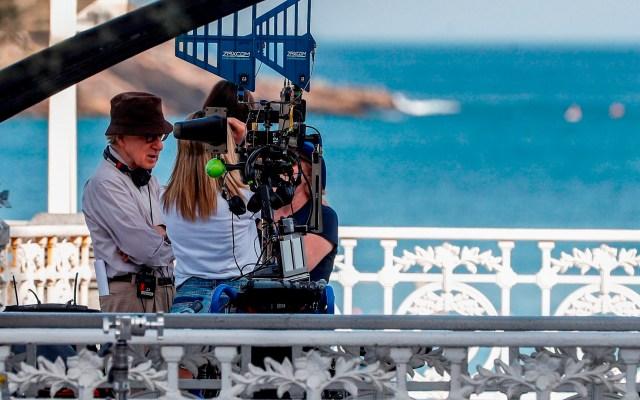 'Rifkin's Festival' de Woody Allen abrirá el Festival de Cine de San Sebastián - Woody Allen San Sebastián