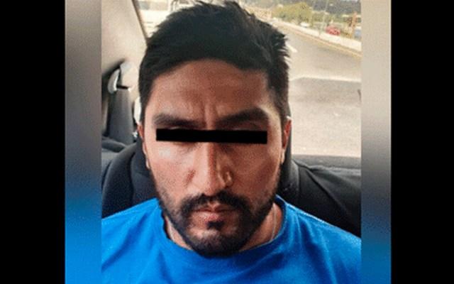 Detienen en Lerma a presunto agresor de regidor de Zinacantepec - agresor de regidor de Zinacantepec