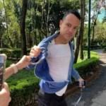 Identifican a Rolando 'N', el hombre que golpea mujeres en Parque Hundido