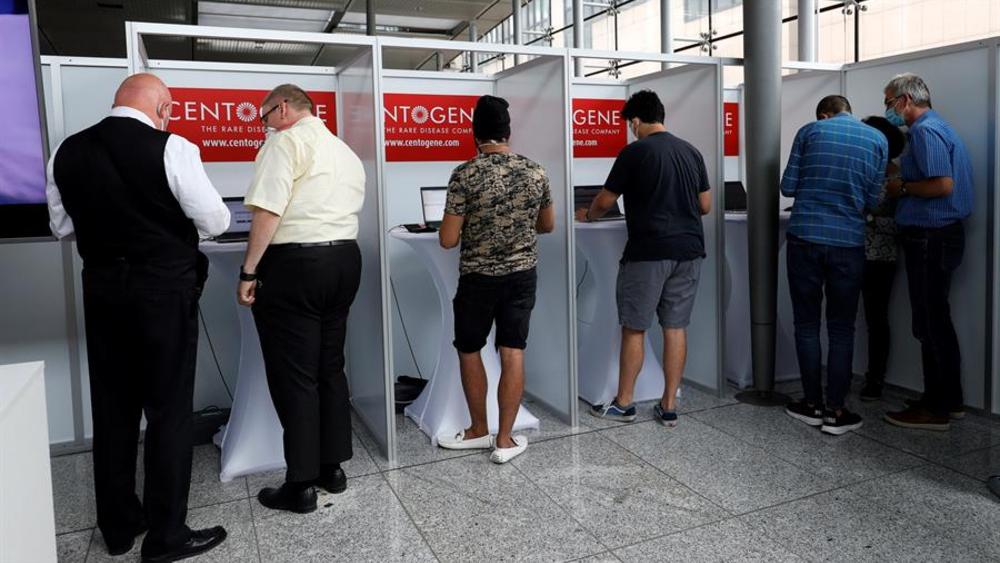 Alemania se plantea test obligatorios para viajeros de zonas de riesgo - Foto de EFE