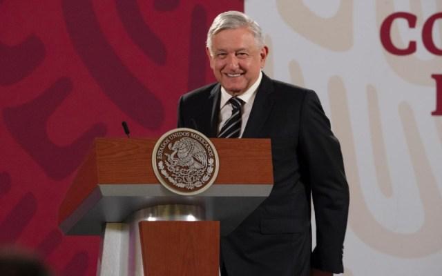 """AMLO se aplicará prueba de COVID-19 previo a reunión con Trump """"si está en el protocolo"""" - Foto de lopezobrador.org.mx"""