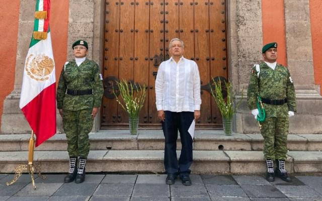 AMLO señala que tiene familiares muertos y enfermos por COVID-19 - Foto de Gobierno de México
