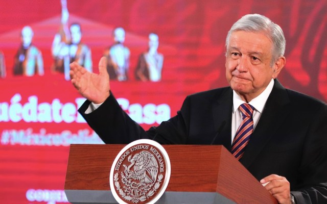 """López Obrador asegura que a la Cepal """"la embarga el pesimismo"""" por pronósticos para México - Con información de EFE"""