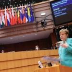 """""""COVID-19 está mostrando los límites del populismo que niega los hechos"""", asegura Angela Merkel"""