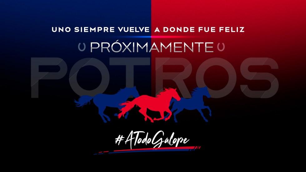 Atlante confirma su regreso a la Ciudad de México - Anuncio del Atlante de su regreso a la CDMX. Foto de @AtlanteFC.Oficial