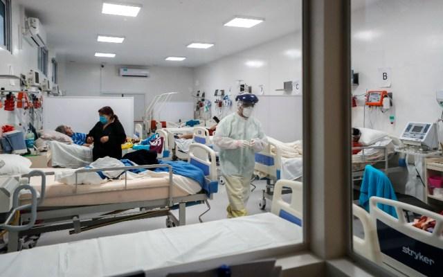 Pese al aumento de muertes, Argentina mantiene una baja letalidad por COVID-19 - Foto de EFE