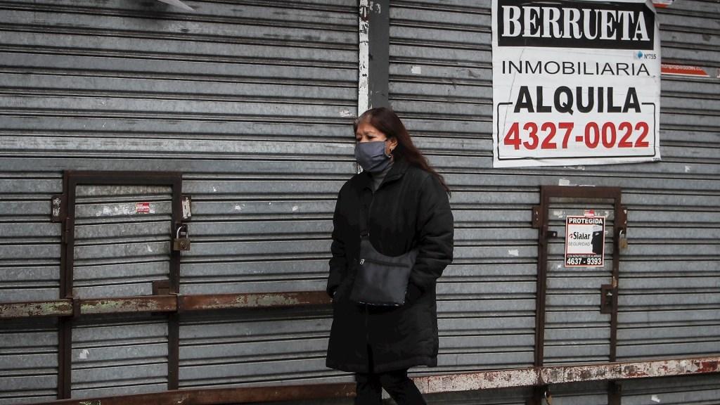Precios al consumidor en Argentina aumentaron 42.8 por ciento interanual en junio - Argentina crisis economía COVID-19