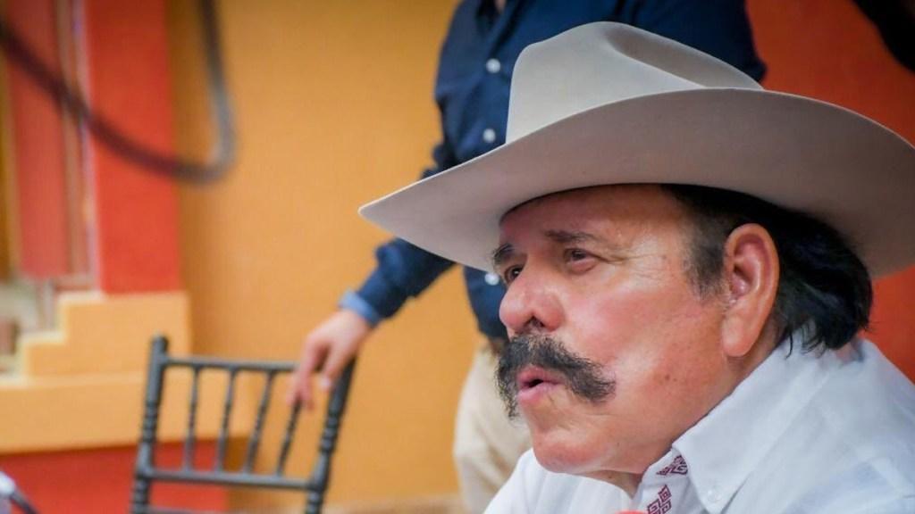 Senador Armando Guadiana propone desaparecer la CNDH; Morena se deslinda - Senador Armando Guadiana. Foto de @aguadiana
