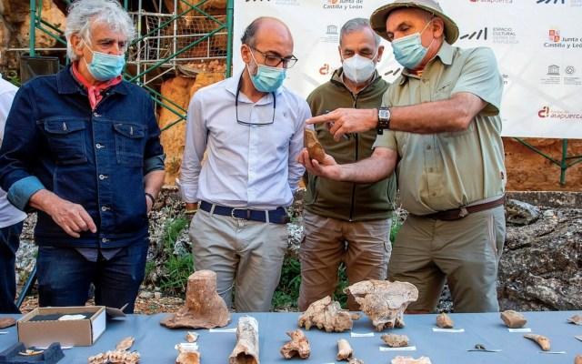 Encuentran evidencia de presencia humana a lo largo de 1.2 millones de años en zona arqueológica de España - Foto de EFE