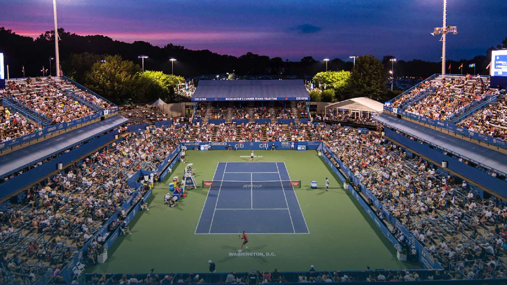 Torneo de Washington de tenis anuncia su cancelación - Foto de ATP Tour