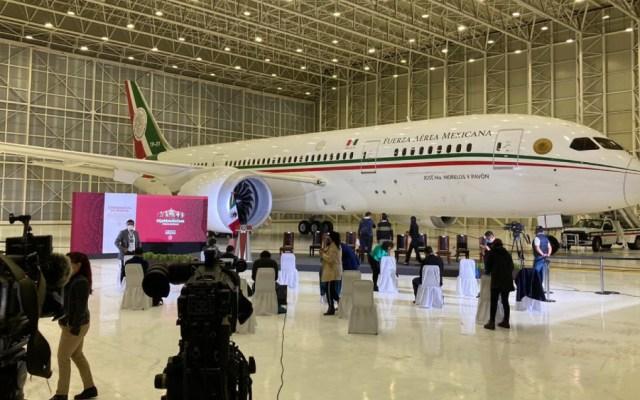 Gastan en sexenio pasado 408.4 mdp en el avión presidencial