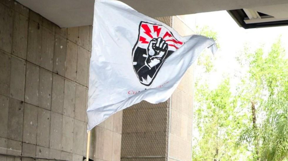 Las movilizaciones de este lunes 13 de julio en la Ciudad de México - Bandera SME