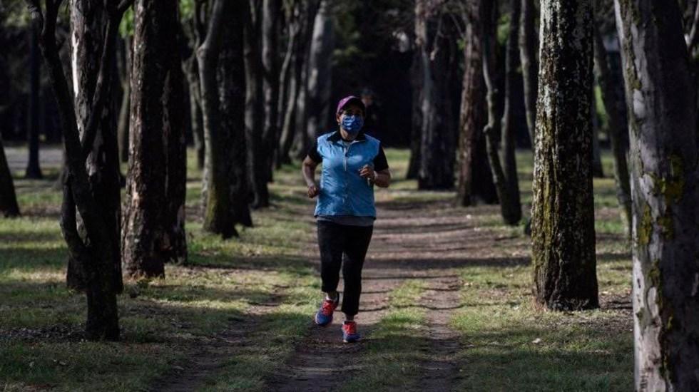 Reabren primera y segunda sección del Bosque de Chapultepec para actividades deportivas - Bosque de Chapultepec
