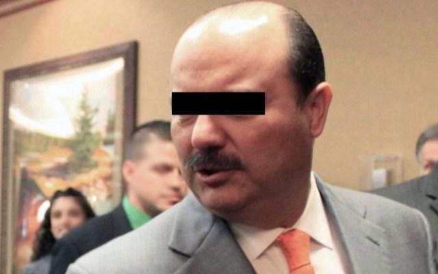 Hija de César Duarte promueve amparo contra cualquier orden de aprehensión - César Duarte. Foto de Foto de ForoTV