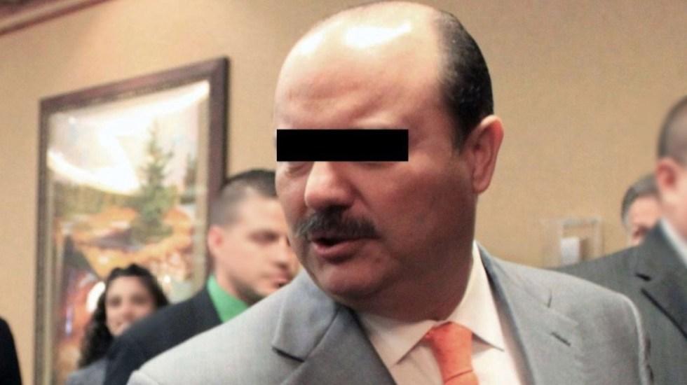 Retrasan al 30 de julio audiencia para pedir libertad bajo fianza de César Duarte - César Duarte. Foto de Foto de ForoTV