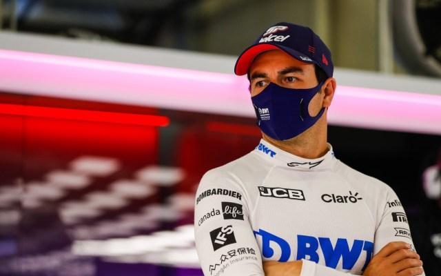 Ahora haré esta carrera, después tomaré una decisión: 'Checo' Pérez sobre su futuro en F1 - Foto de @SChecoPerez