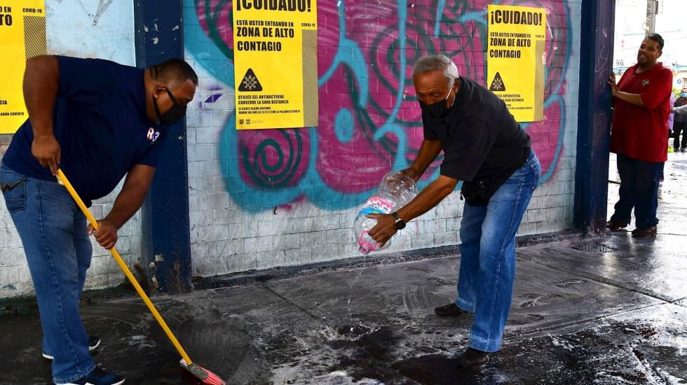 Recuperación económica tras pandemia de COVID-19 tardará hasta 10 años, estima Banxico - Foto de EFE.